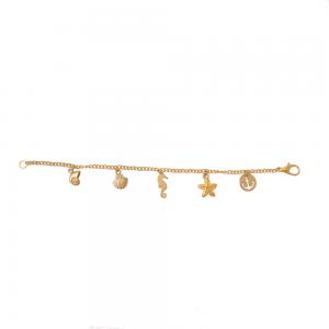 Bracelet Charm's Mer Rouge: Personnalisez-le!
