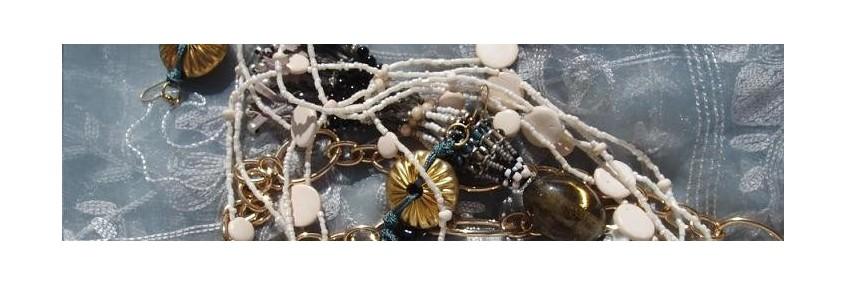 Bijoux perles et pierres